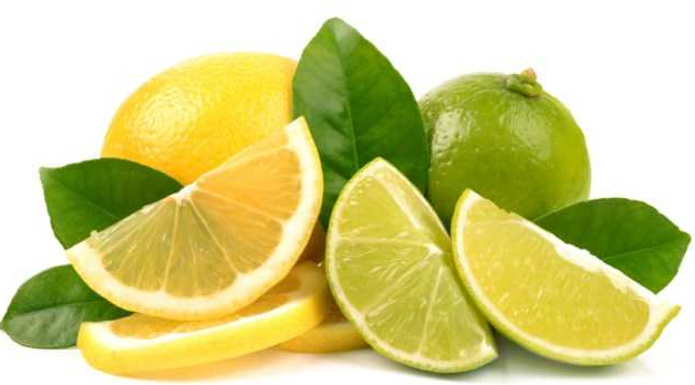 lime and lemon difference