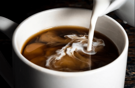 coffee cream harmful