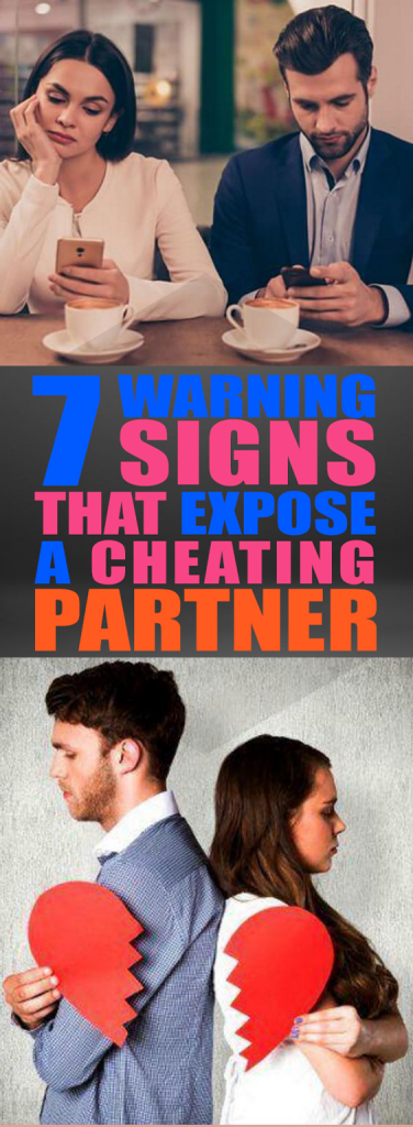 PAY ATTENTION TO THE FOLLOWING SIGNS: Finding out if Your Partner is Cheating or Sleeping With Others