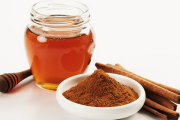 cut down belly fat with honey cinnamon drink
