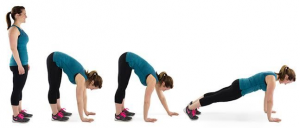 inch worms exercise