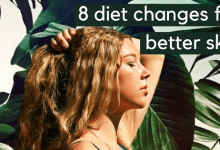 Photo of You Don't Just Lose Weight With Dieting! 8 Diet Hacks For Improving Health & Skin