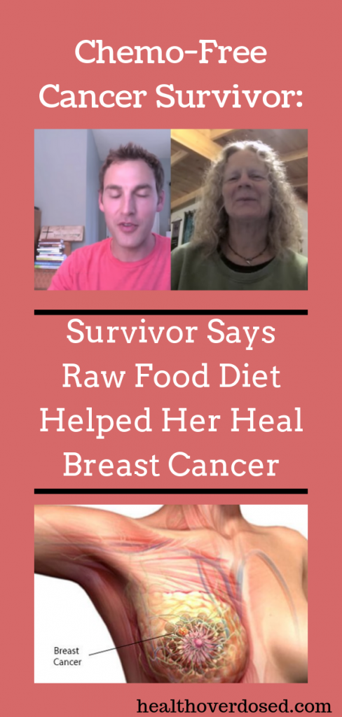 Janette Murray-Wakelin is a breast cancer survivor who credits a raw food diet, meditation, physical activity, and following her intuition for her ability heal. In the early 2000s, she was diagnosed with Stage 3 breast cancer and told that she had just six months to live, without any guarantees.