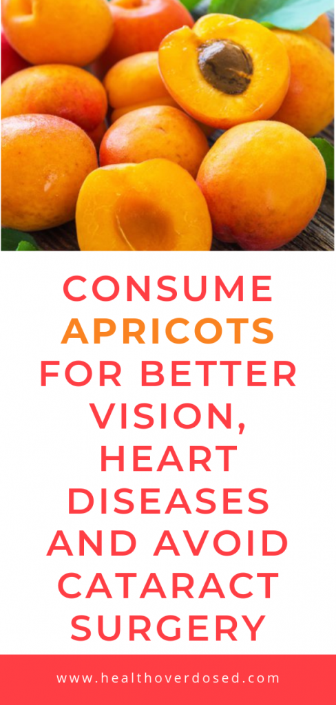 Raw apricots contain many vitamins, minerals, and elements that are important for the human body. They contain potassium, phosphorus, calcium, riboflavin, iron, vitamin A, magnesium, zinc, beta-carotene, and vitamin C.