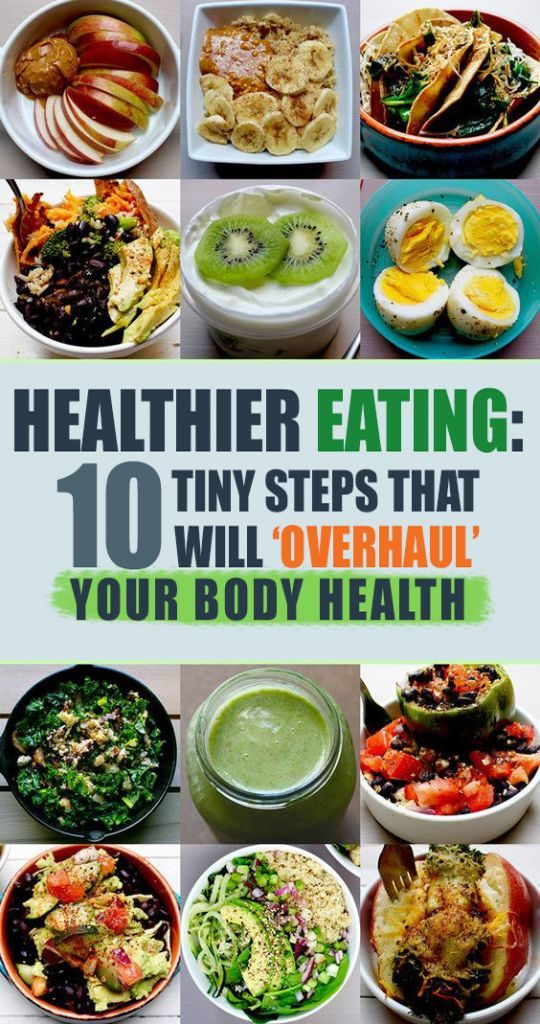 10 Simple Health Tips Which Helps In Making Smarter Nutritional Choices: Healthier Eating