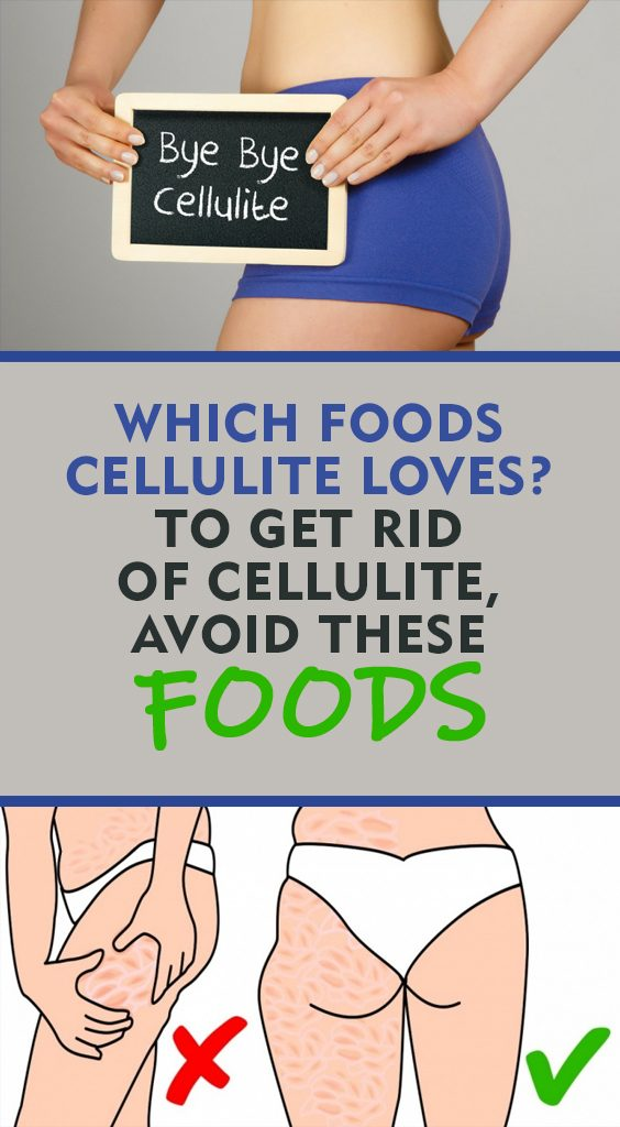 image for anti cellulite foods