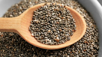 image of chia seeds