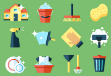 73 cleaning tips