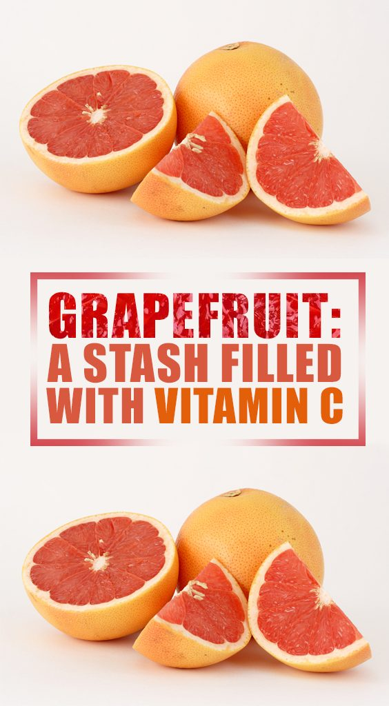 Citrus fruit is extremely rich in nutrients that relieve the flu and fight infections.
