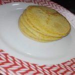 pancakes from red lentils