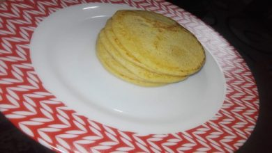 Photo of Pancakes From Red Lentil Flour