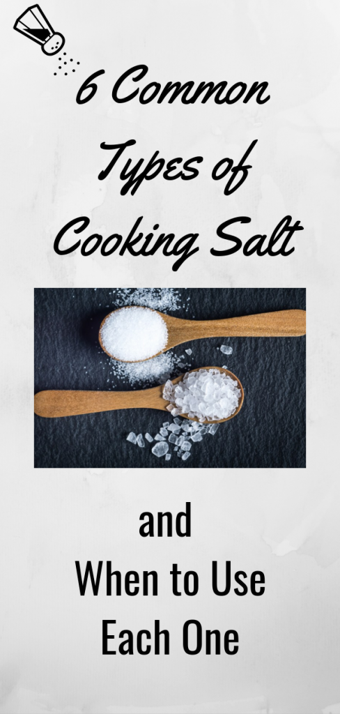 6 Common Types of Cooking Salt—and When to Use Each One